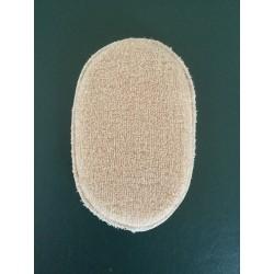 Organic cotton and double copper big sponge