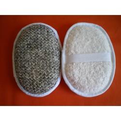 Grey horsehair sponge