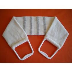 Cotton scrub strap