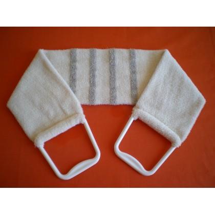 Laniera cotone scrub